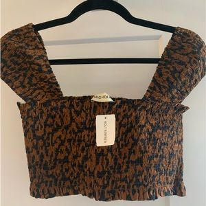 NICHOLAS cropped top brand new with tags